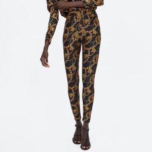 Zara Chainlink Leggings